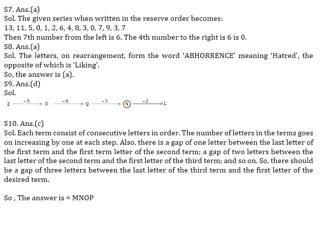Target SSC CGL | 10,000+ Questions | Reasoning Questions For SSC CGL : Day 65_60.1
