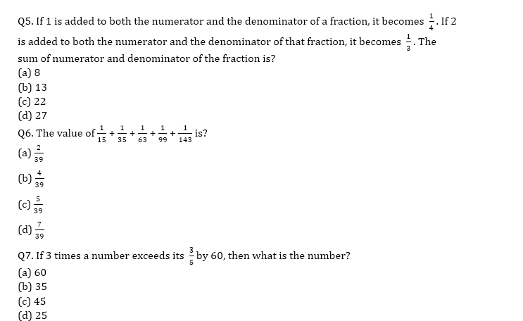 Target SSC CGL | 10,000+ Questions | Quant Questions For SSC CGL : Day 66_60.1