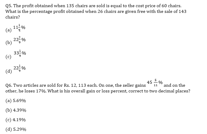 Target SSC CGL   10,000+ Questions   Quant Questions For SSC CGL : Day 69_50.1