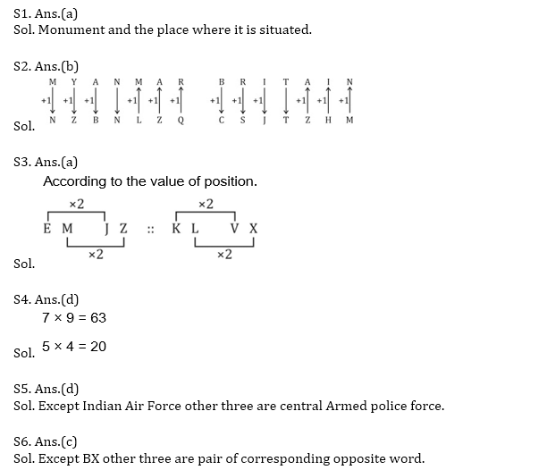 टारगेट SSC CGL   10,000+ प्रश्न   SSC CGL के लिए रीजनिंग के प्रश्न: 69वाँ दिन_40.1