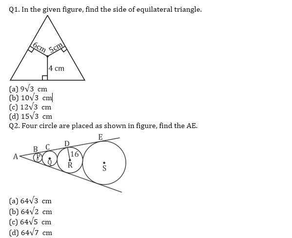 Target SSC CGL | 10,000+ Questions | Quant Questions For SSC CGL : Day 70_50.1