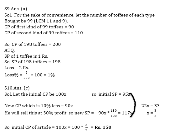 Target SSC CGL | 10,000+ Questions | Quant Questions For SSC CGL : Day 72_90.1