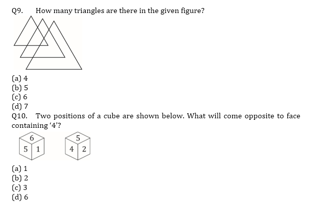 Target SSC CGL   10,000+ Questions   Reasoning Questions For SSC CGL : Day 72_50.1
