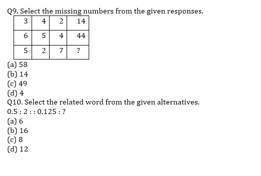 Target SSC CGL | 10,000+ Questions | Reasoning Questions For SSC CGL : Day 73_80.1
