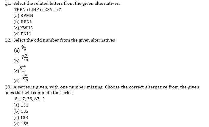 Target SSC CGL | 10,000+ Questions | Reasoning Questions For SSC CGL : Day 75_50.1
