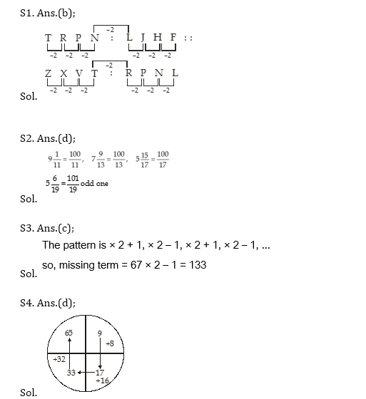 Target SSC CGL | 10,000+ Questions | Reasoning Questions For SSC CGL : Day 75_90.1
