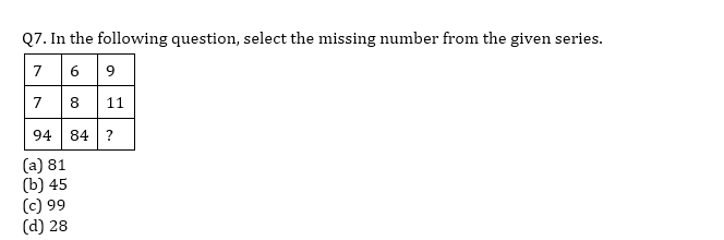 Target SSC CGL | 10,000+ Questions | Reasoning Questions For SSC CGL : Day 78_50.1