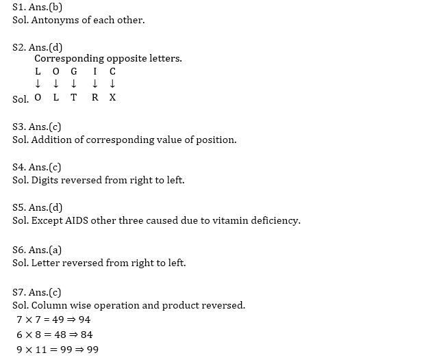 Target SSC CGL | 10,000+ Questions | Reasoning Questions For SSC CGL : Day 78_60.1