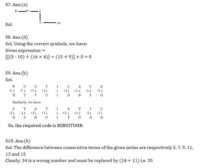 Target SSC CGL | 10,000+ Questions | Reasoning Questions For SSC CGL : Day 79_60.1