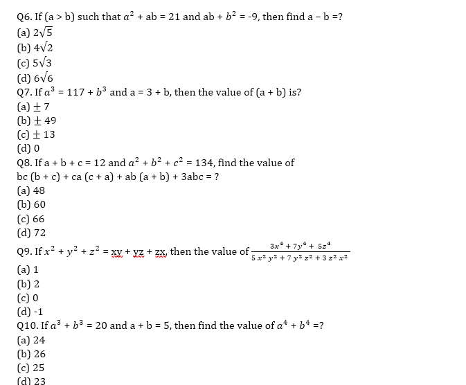 Target SSC CGL | 10,000+ Questions | Quant Questions For SSC CGL : Day 80_60.1