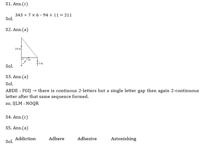 Target SSC CGL | 10,000+ Questions | Reasoning Questions For SSC CGL : Day 81_90.1