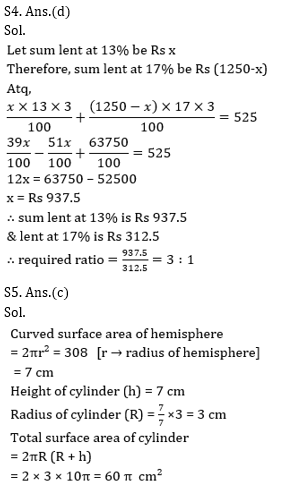 Target SSC CGL | 10,000+ Questions | Quant Questions For SSC CGL : Day 90_80.1