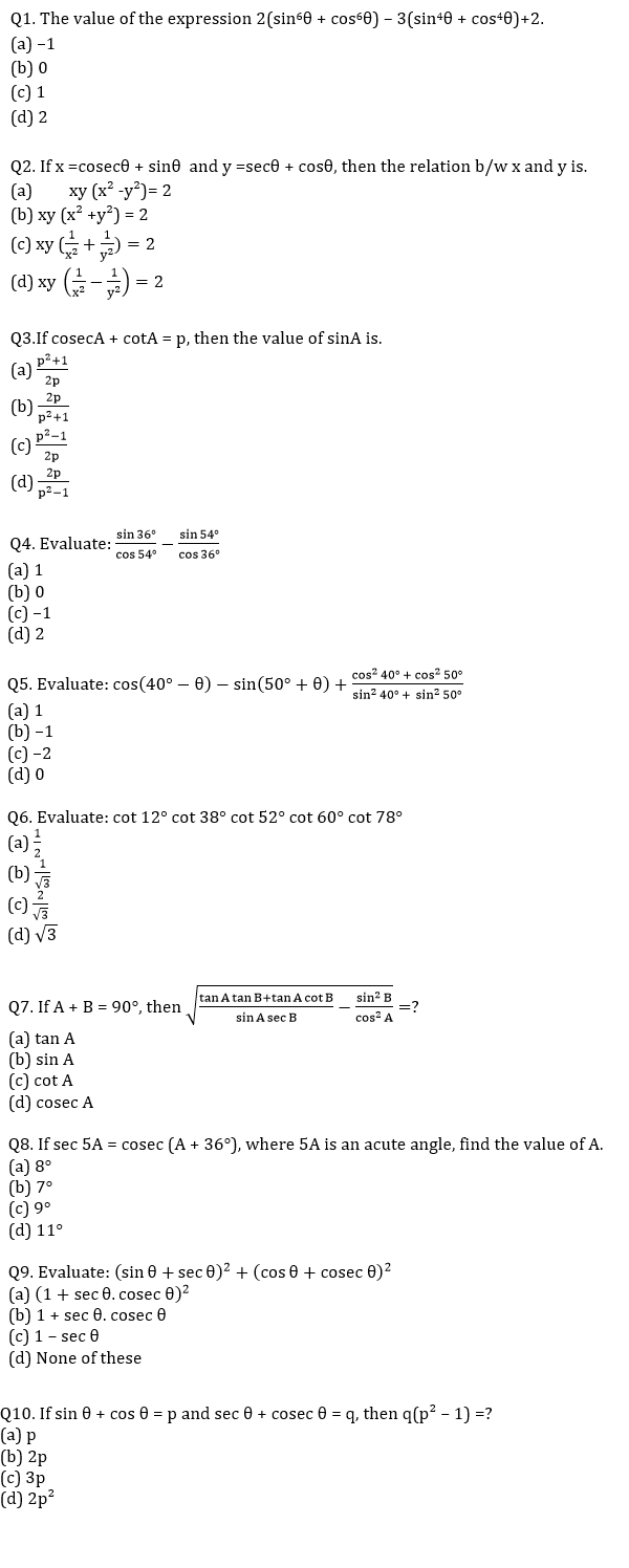 Target SSC CGL   10,000+ Questions   Quant Questions For SSC CGL : Day 94_50.1