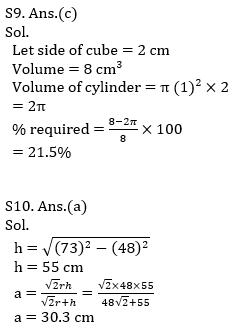 टारगेट SSC CGL | 10,000+ प्रश्न | SSC CGL के लिए गणित के प्रश्न : 95 वाँ दिन_110.1