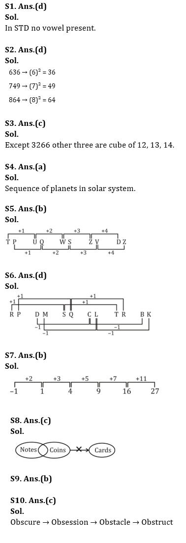 टारगेट SSC CGL | 10,000+ प्रश्न | SSC CGL के लिए रीजनिंग के प्रश्न: 95 वाँ दिन_50.1