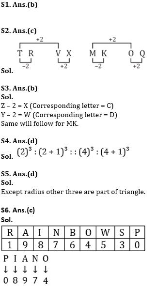 टारगेट SSC CGL | 10,000+ प्रश्न | SSC CGL के लिए रीजनिंग के प्रश्न: 100वाँ दिन_50.1