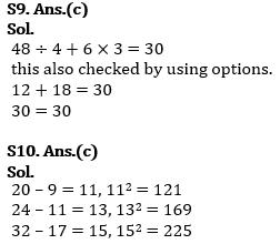 टारगेट SSC CGL | 10,000+ प्रश्न | SSC CGL के लिए रीजनिंग के प्रश्न: 101 वाँ दिन_90.1