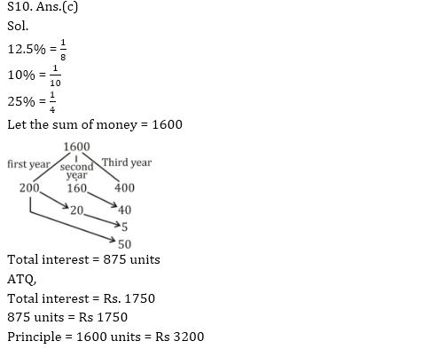 टारगेट SSC CGL | 10,000+ प्रश्न | SSC CGL के लिए गणित के प्रश्न : 109 वाँ दिन_110.1