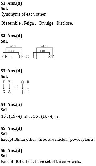 टारगेट SSC CGL | 10,000+ प्रश्न | SSC CGL के लिए रीजनिंग के प्रश्न: 116 वाँ दिन_50.1