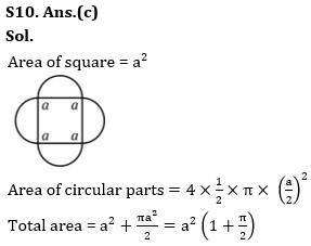 टारगेट SSC CGL | 10,000+ प्रश्न | SSC CGL के लिए गणित के प्रश्न : 122 वाँ दिन_110.1