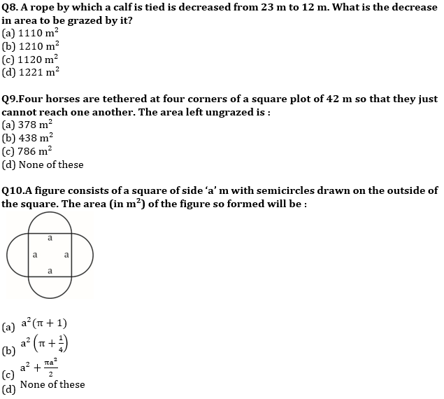 Target SSC CGL   10,000+ Questions   Quant Questions For SSC CGL : Day 122_70.1