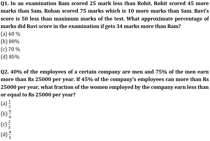 Target SSC CGL | 10,000+ Questions | Quant Questions For SSC CGL : Day 123_50.1