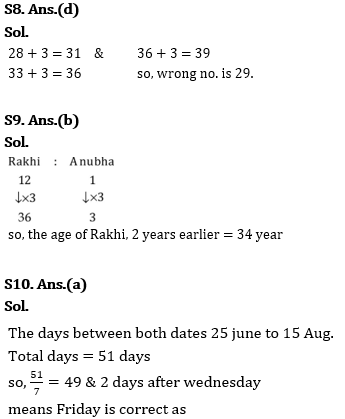 Target SSC CGL | 10,000+ Questions | Reasoning Questions For SSC CGL : Day 123_60.1