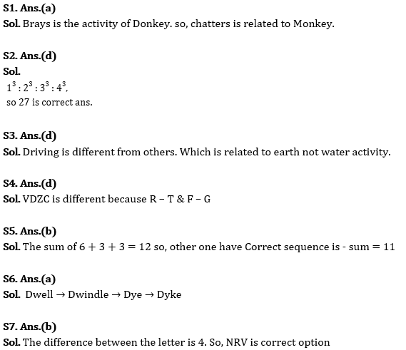 Target SSC CGL | 10,000+ Questions | Reasoning Questions For SSC CGL : Day 123_50.1