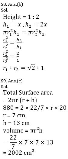 टारगेट SSC CGL | 10,000+ प्रश्न | SSC CGL के लिए गणित के प्रश्न : 126 वाँ दिन_130.1