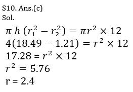टारगेट SSC CGL | 10,000+ प्रश्न | SSC CGL के लिए गणित के प्रश्न : 126 वाँ दिन_140.1