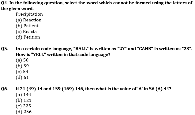 Target SSC CGL | 10,000+ Questions | Reasoning Questions For SSC CGL : Day 126_60.1