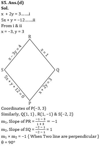 टारगेट SSC CGL | 10,000+ प्रश्न | SSC CGL के लिए गणित के प्रश्न : 128 वाँ दिन_110.1