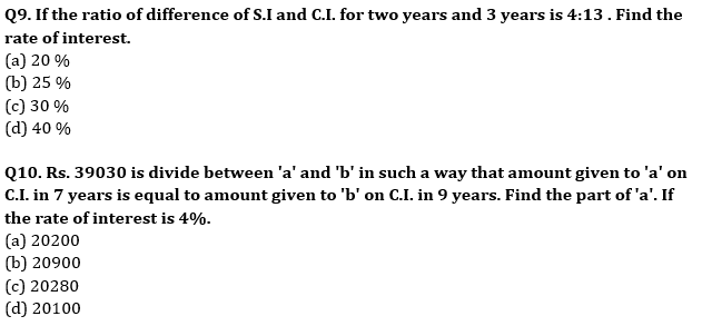 Target SSC CGL   10,000+ Questions   Quant Questions For SSC CGL : Day 128_70.1