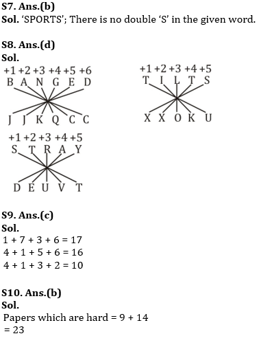 Target SSC CGL | 10,000+ Questions | Reasoning Questions For SSC CGL : Day 128_80.1