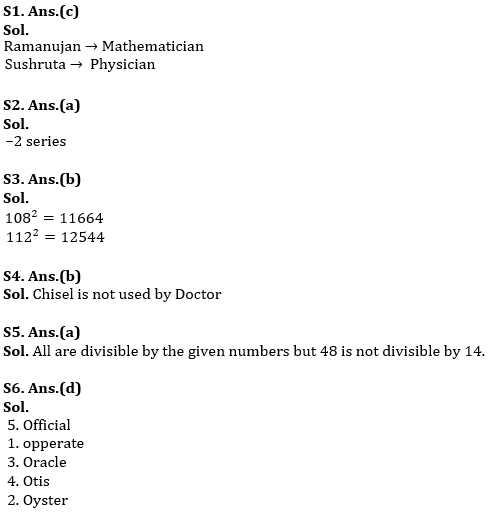 Target SSC CGL | 10,000+ Questions | Reasoning Questions For SSC CGL : Day 128_70.1