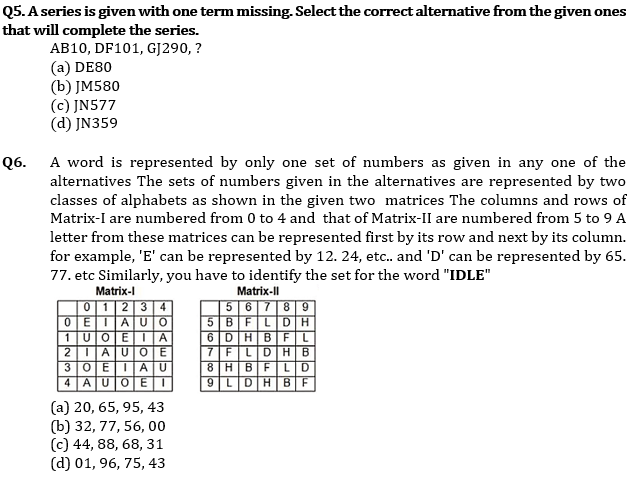 Target SSC CGL | 10,000+ Questions | Reasoning Questions For SSC CGL : Day 130_50.1