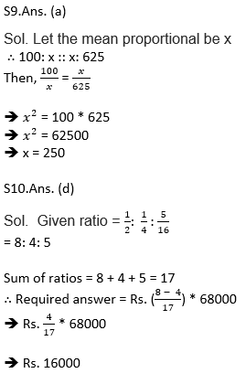 Target SSC CGL | 10,000+ Questions | Quant Questions For SSC CGL : Day 131_110.1