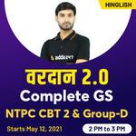 RRB NTPC CBT 2 के पिछले साल के पेपर का एनालिसिस : जानिए कैसा था पिछला पेपर_60.1