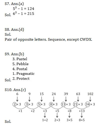 Target SSC CGL | 10,000+ Questions | Reasoning Questions For SSC CGL : Day 138_60.1