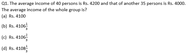 Target SSC CGL | 10,000+ Questions | Quant Questions For SSC CGL : Day 141_50.1