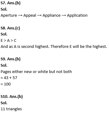 Target SSC CGL | 10,000+ Questions | Reasoning Questions For SSC CGL : Day 143_80.1