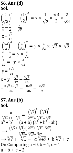 Target SSC CGL | 10,000+ Questions | Quant Questions For SSC CGL : Day 147_100.1