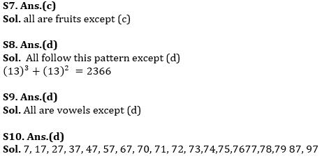 टारगेट SSC परीक्षा 2021-22 | 10000+ प्रश्न | रीजनिंग क्विज अभी करें एटेम्पट | 164 वाँ दिन_120.1