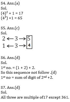 Target SSC Exams 2021-22 10000+ Questions: Attempt Reasoning Quiz   Day 177_80.1