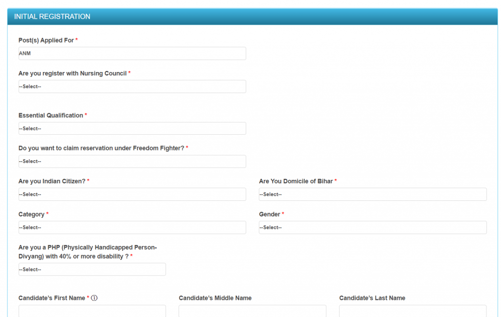 How to apply online for SHSB Bihar ANM Recruitment 2021?_70.1