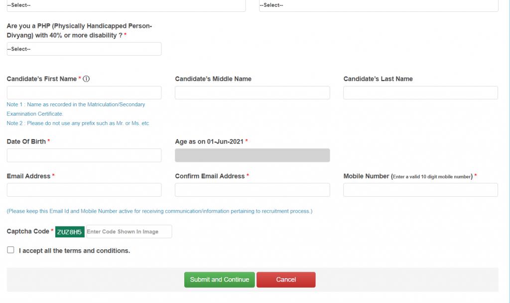 How to apply online for SHSB Bihar ANM Recruitment 2021?_80.1