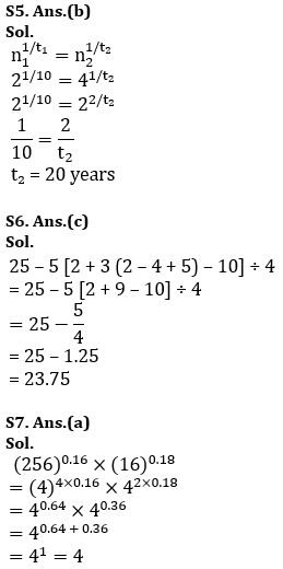 Target SSC Exams 2021-22 10000+ Questions Attempt Maths Quiz | Day 189_100.1