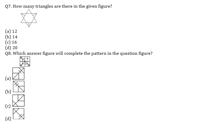 Target SSC Exams 2021-22 10000+ Questions: Attempt Reasoning Quiz | Day 198_60.1