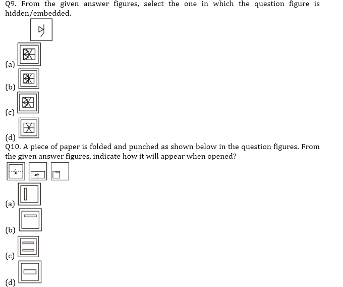 Target SSC Exams 2021-22 10000+ Questions: Attempt Reasoning Quiz | Day 198_70.1