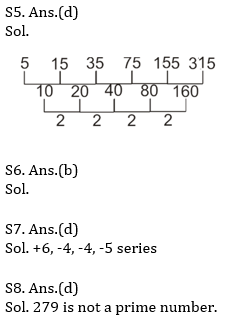 Target SSC Exams 2021-22 10000+ Questions: Attempt Reasoning Quiz | Day 221_60.1